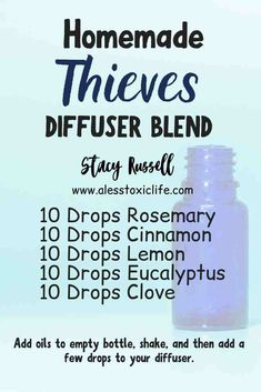 Discover Over 100 Smart and Practical Ways To Use Your Essential Oils - Best Essential Oil Diffuser Recipes - Thieves Essential Oil, Essential Oils Cleaning, Essential Oil Uses, Doterra Essential Oils, Young Living Essential Oils, Mixing Essential Oils, Immunity Essential Oils, Antibacterial Essential Oils, Essential Oil Combinations