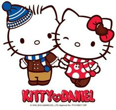 Hello Kitty & Dear Daniel