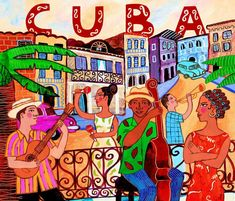 Another wonderful introduction to the exotic rhythms of Cuba can be found on two of Putumayo's World Music collections – Café Cubano and Cuba. Description from aspiringgentleman.com. I searched for this on bing.com/images