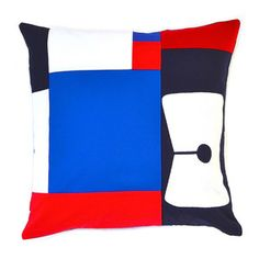 Zulu Pillow 14x14 II, $69, now featured on Fab.