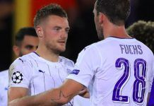"""Jamie Vardy: """"Leicester fear no-one in Europe"""" after Champions League opener"""