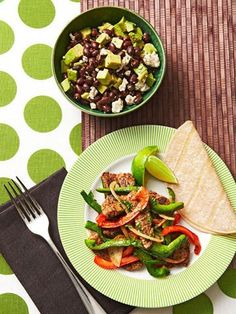 Have a healthy dinner ready in 20 minutes! These low-fat, low-calorie healthy dinner recipes are perfect for busy nights.