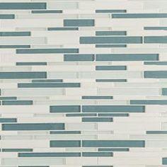 Mosaic Tile - Fusion Blend Pattern Series - Thassos / Pattern