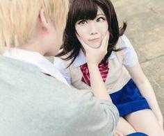 Erika Shinohara(Ookami syojo to Kuro ouji)   kingcoffee - WorldCosplay