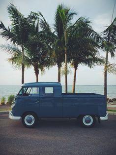 1959 Volkswagen Double Cab Bus