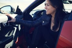 Fast+&+Amorous!+Michelle+Rodriguez+Roars+Past+200MPH+in+F-Type