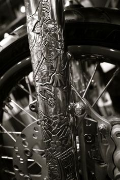 Chemical Candy Customs: Engraving...