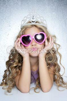 doing this look for Jeneva's 8th Birthday photos. Fashion Victim only Jeneva mismatch style