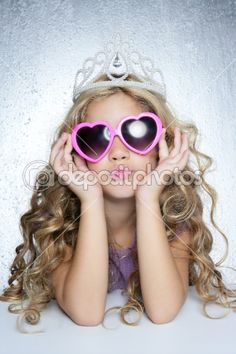 doing this look for Jeneva's 8th Birthday photos. Fashion Victim only Jeneva mismatch style