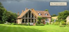 Traditional and Contemporary Oak Framed Buildings | Hartwood Oak Buildings
