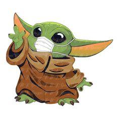 Yoda Pictures, Yoda Images, Star Wars Pictures, Cute Animal Drawings Kawaii, Cute Disney Drawings, Cute Drawings, Cartoon Wallpaper Iphone, Cute Disney Wallpaper, Cute Cartoon Wallpapers