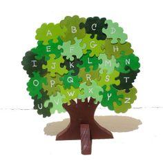 Alphabetical tree