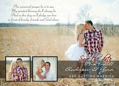 Love this save the date <3