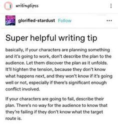Book Writing Tips, Creative Writing Prompts, Writing Words, Writing Quotes, Writing Resources, Writing Help, English Writing Skills, Writing Ideas, Story Starter