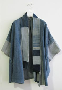 Weatherby Denim kimono. Based in Brooklyn.