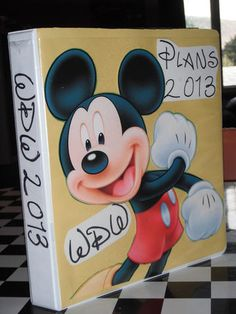 Walt Disney World Planning Binder | WDW Planning Guide