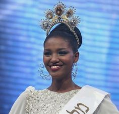 Yityish Aynaw, Miss Israel 2013 ok now i understand why i was so liked in Isreal :-D
