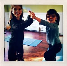 5 Reasons You Should Teach Kids Yoga