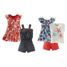 Girls Clothing Sets & Wardrobes | Tea Collection