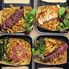 Réinventer la pièce de viande de brasserie en version street food de qualité, c'est le pari des Parisiens de La Brigade.