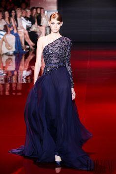 Elie Saab Autunno-Inverno 2013-2014 - Alta moda - http://it.flip-zone.com/fashion/couture-1/fashion-houses/elie-saab-3997 - ©PixelFormula