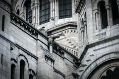 I am sure that there are a great many churches in Paris to see and explore. One is the famous Notre Dame and the other is the Sacré-Coeur… Europe, Adventure Travel, France, Explore, Sacred Heart, Adventure Tours, Early French, Exploring