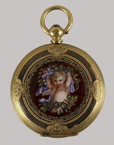 Orologio da taschino. (immagine presa da Pinterest).