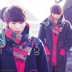 Nam Woohyun from Infinite