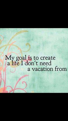My goal *My happy..happy..happy goal..