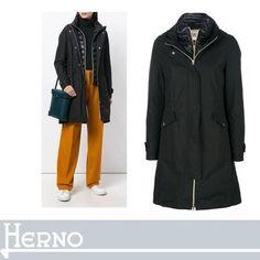 HERNO ジャケット HERNO どんな着こなしにもマッチする パッディングパーカー