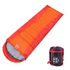 K-Sports Outdoor Lightweight Sleeping Bag for Hiking Camping Travel Envelope Waterproof Sleeping Bags XL * Check this awesome product by going to the link at the image.