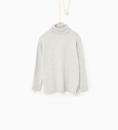 Sweater with roll neck - Available in more colours