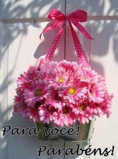 Wreath, summer wreath, front door wreath, bright pink gerbera daisy wreath by sheree Wreaths For Front Door, Door Wreaths, Spring Crafts, Holiday Crafts, Pink Gerbera, Pink Daisy, Gerbera Daisies, Sunflowers, Diy Ostern