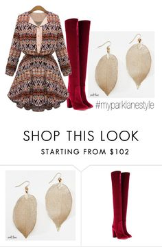 """""""My Park Lane Style"""" by parklanejewelry on Polyvore featuring Aquazzura, parklanejewelry and myparklanestyle"""