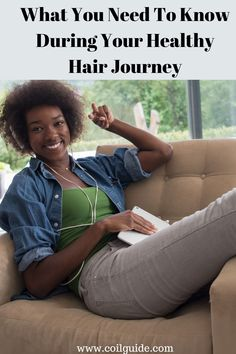 What You Need  To Know During Your Healthy Hair Journey. How people treat you when you go natural. Dealing with people throughout your natural hair growth journey. #naturalhairjourney #healthyhairjourney #kinkyhair #curlyhair