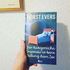 Horst Evers, Buchempfehlung Blog, Buchblog Berlin, Evers Stellung