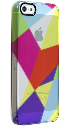 Tenagram by Uncommon for iPhone 5 ClearlyTM UN Deflector