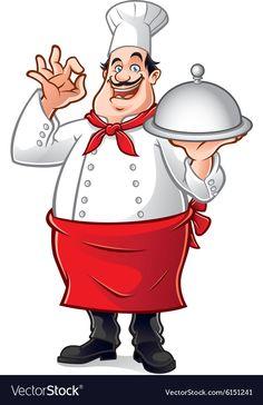 Chef pastelero funny profesión personaje profession 17 cm nuevo