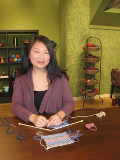 Episode 803 - Color Challenge - Knitting Daily TV Series 800 - Knitting Daily