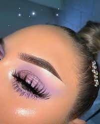 Makeup Eye Looks, Eye Makeup Art, Cute Makeup, Glam Makeup, Skin Makeup, Makeup Inspo, Eyeshadow Makeup, Makeup Inspiration, Makeup Ideas