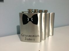 Best Man, Groomsman, Bridal Party Gift