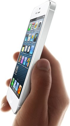 #iPhone5 #telefonos