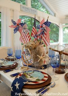 4th of July Nautical Table Setting Tablescape 04_wmm