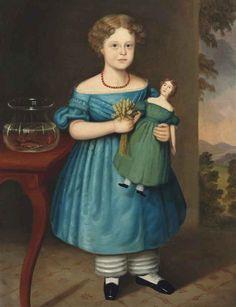 Joseph Whiting Stock - Portrait of Amy Philpot in... on MutualArt.com Christies