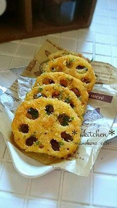 簡単♪レンコンのサクサクカレーチーズ焼き by *akitchen* [クックパッド] 簡単おいしいみんなのレシピが262万品
