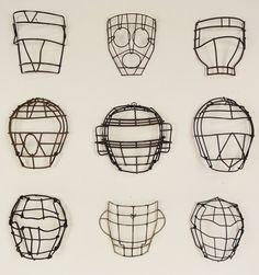 Lost Found Art - Antique Baseball Catchers Masks Baseball Boys, Baseball Birthday, Baseball Stuff, Baseball Pictures, Baseball Equipment, Found Art, Antique Metal, Lost & Found, Catcher