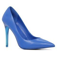 Nika Heels in Blue Miscellaneous/Bluette (ALDO)