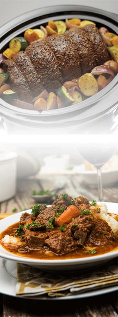 Make easy amazing & delicious meals with these slow cookers!