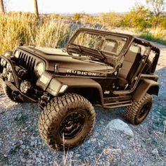 I want a Wrangle so bad, I can't stand it