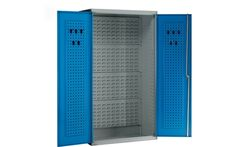 Storage Design Limited - Cabinets & Lockers - Cabinets & Cupboards - Heavy Duty Engineers Cabinets - Engineer's Cabinet - Full Rear Tool Panel